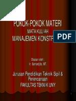 Modul Ajar Mk. Men-kon Ft-uny