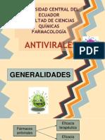 Exposicion de Antivirales