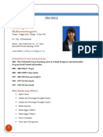 Profile Yudhitaprawestis