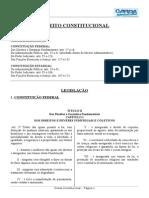 TJ Tecnico Direito Constitucional RESUMAO