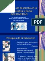 OBRA EDUCATIVA SOLIDARIDAD CAMPOY