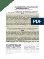 Evaluacion Del Efecto de La Enzima y Agente Emulsionante (Articulo Cientifico)