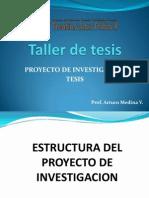 Taller de Tesis- Capitulo I
