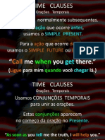 Andre Botoni ENGLISH - aula 17 - Time Clauses.ppsx