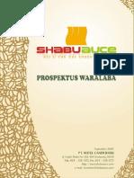 ProspektusWaralaba shabu2