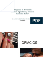 OPIACIOS