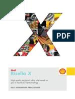Shell Risella x Next Generation Process Oils Brochure