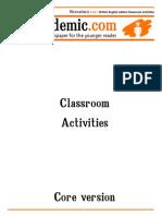 Newsademic Issue 058 B Classroom Core