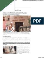 Indias Dwindling Chinatown Asia DW.de 17.10.2013
