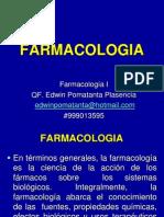 Introduccion a Farmacologia PPT