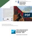 Arab Human Development 2004