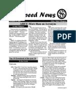 speed news 11-14-2006