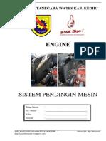 Modul Praktek Sistem Pendingin Mesin