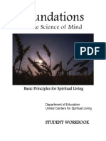 Science of Mind - Workbook - Foundations