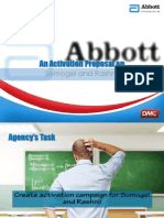BTL Activation Proposal for Abbott 27 10 2013