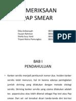 Pemeriksaan Pap Smear