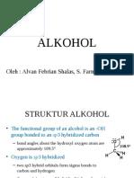 9.ALKOHOL