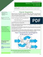 - Hand Hygiene