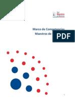 Marco de Competencias MdM 2012
