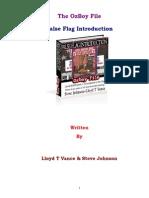 False Flag Introduction