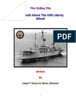 The Truth About the USS Liberty Attack