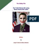 The Truth Obama Bin Lying About Osama Bin Laden