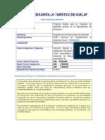 Ficha Resumen Proyecto KUELAP