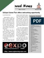 Speed News February 18, 2008
