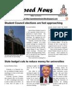 Speed News January 14, 2008