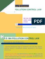 p.d. 984 Pollution Control Law