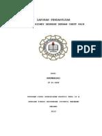 Lp CKD Komplikasi Nyeri Dada