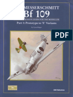 184759331 SAM Modellers Datafile 09 the Messerschmitt Bf 109 Part 1 Prototype to E Variants