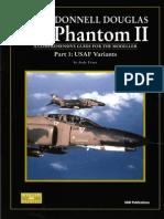 184761638 SAM Modellers Datafile 12 Mcdonnell Douglas F 4 Phantom Part 1 USAF Variants