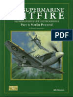 184763798 SAM Modellers Datafile 03 the Supermarine Spitfire Part 1 Merlin Powered