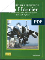 SAM Modellers Datafile 11 the British Aerospace Sea Harrier