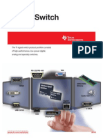 Analog Switch Guide