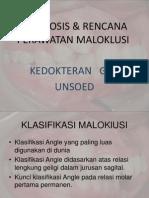 L3-Diagnosis & Rencana Perawatan Maloklusi