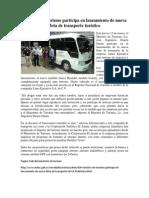 Noticias de Turismo Del Web de Mitur