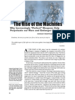 The Rise of the Machines by Lieutenant Colonel Douglas A. Pryer, U.S. Army (MilitaryReview_20130430_art005)