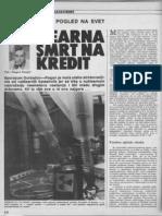 Dragos Kalajic Casopis DUGA Nuklearna Smrt Na Kredit