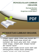 7. Pengelolaan Limbah Organik