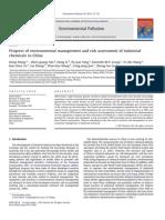 Environmental Management and Risk Assessment