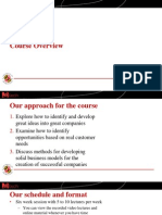 1 Lecture Slides Course Overview
