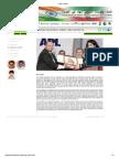 Teesta Setalvad awarded by Kuwaiti Muslim association