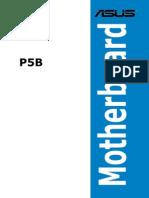 Motherboard Asus e2620 p5b