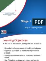 2. Assess Get Organized