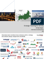 Strategic Planning for Airlines Emre Serpen 15May13