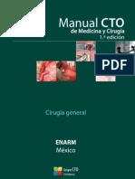 CTO ENARM (Cirugia General) 2014