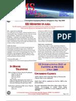EEMS Newsletter Sep09