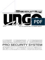 Alarma Ungo Ms8200 Install